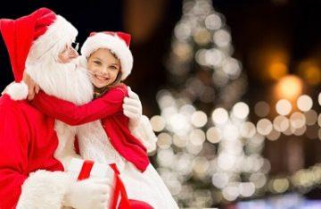 На гостину до Діда Мороза