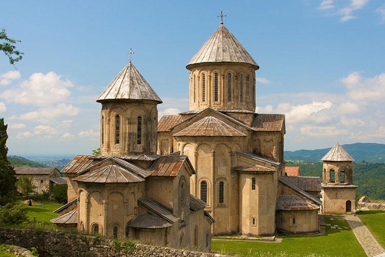 Монастир Гелати і Моцамета