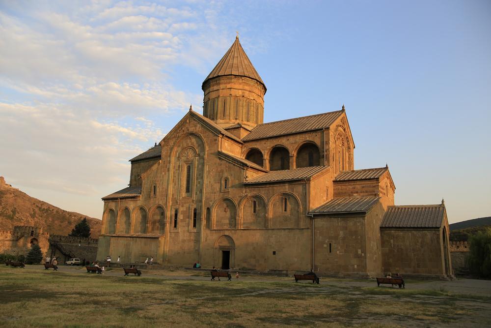 Монастырь_Самтавро