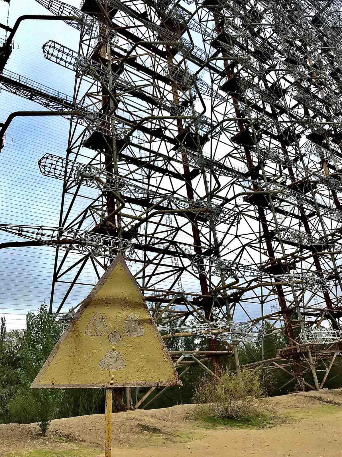 Чорнобиль з Луцька