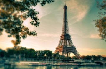 Я люблю тебе, Париж!
