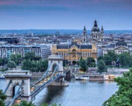 Відень, Будапешт – Вихідні зі Смаком