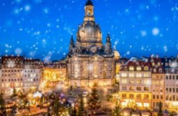 Різдвяний тандем! Прага, Дрезден