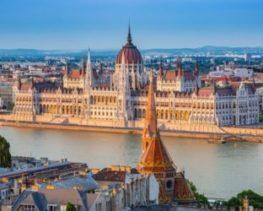 Закохані в Будапешт ♥