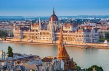 Будапешт з Луцька