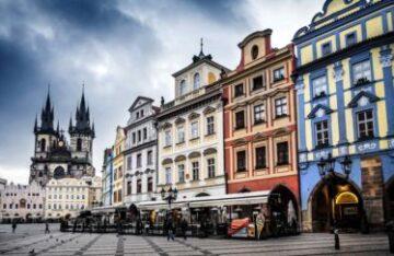Краків, Прага – Бліц вікенд