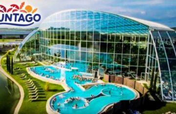 Найбільший в Європі аквапарк Сунтаго + Варшава